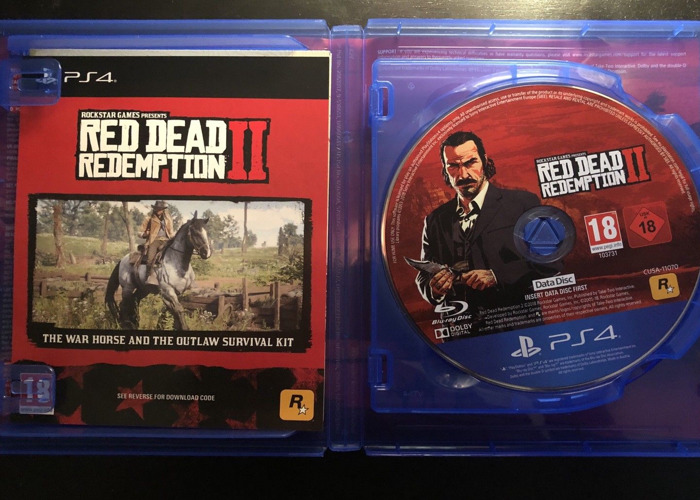 Red Dead Redemption 2 - 2