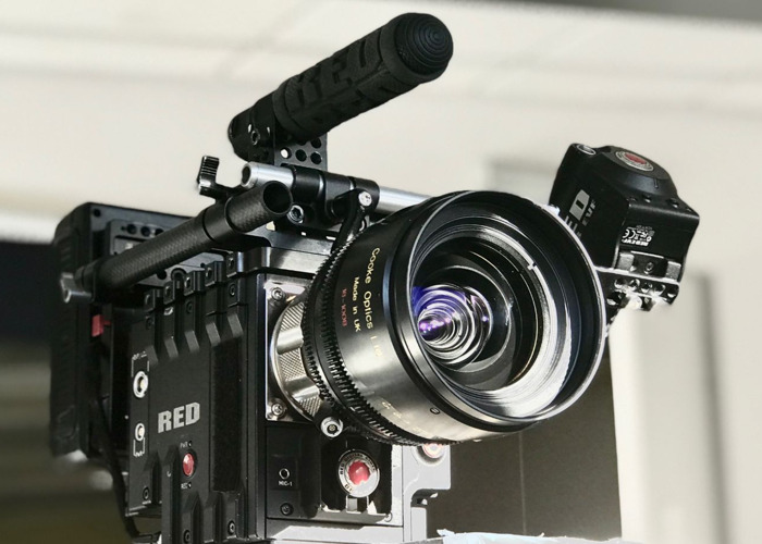 Rent Red Epic 6k Camera in London