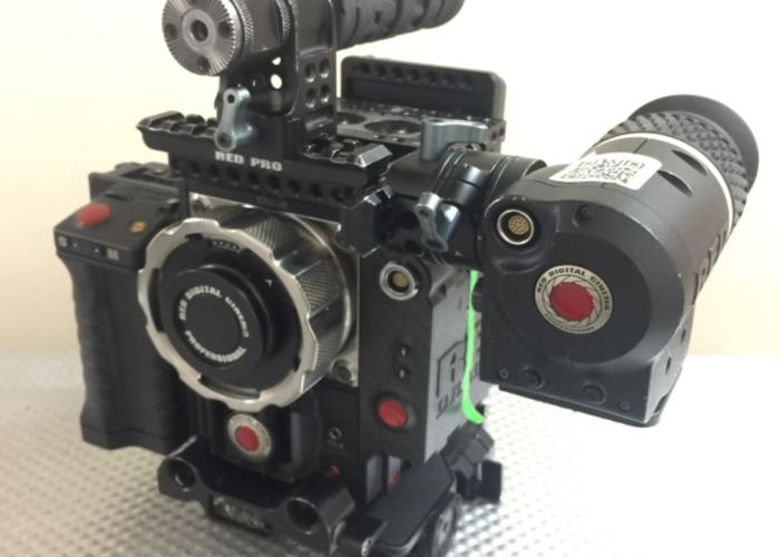 Rent RED DRAGON Carbon Fibre 6k Epic-M Cinema Camera - Full Package in  London