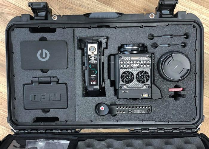 Red Dragon-X 5K RTS Kit - 1