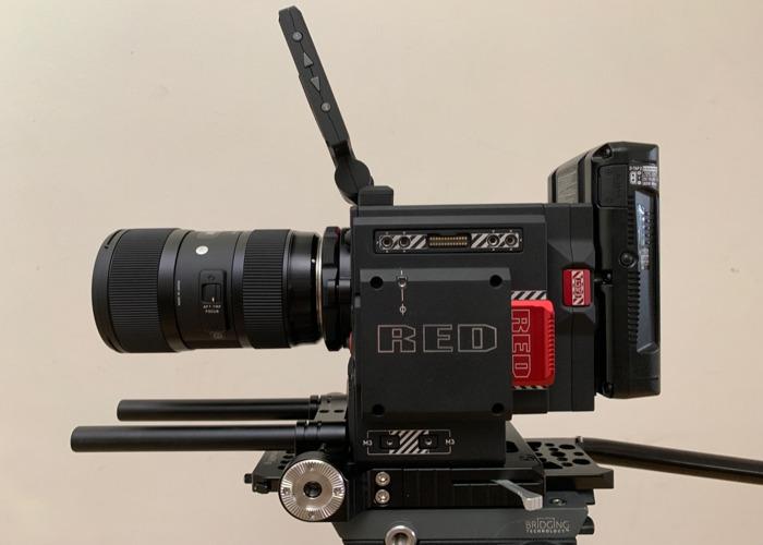 Rent RED DSMC2 DRAGON-X 5K S35 KIT (Scarlet W, Epic) in Hove