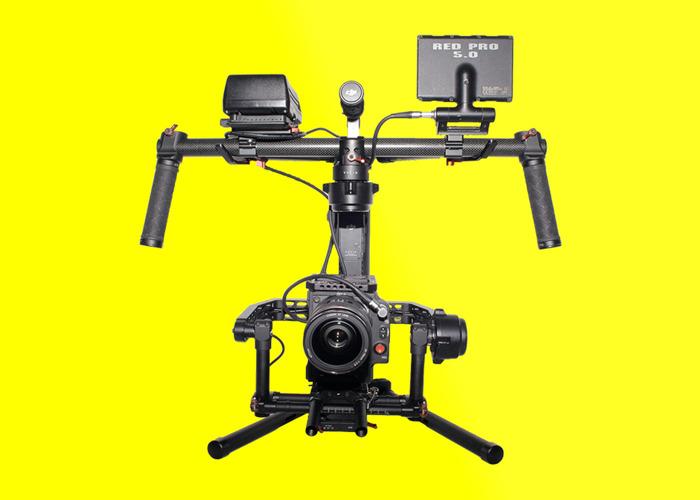 Red Epic Camera Kit + DJI Ronin - 1