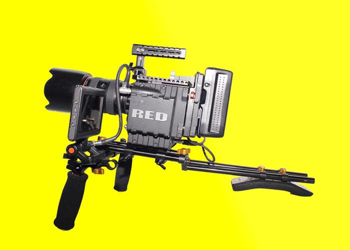 Red Epic Camera Kit + Shoulder Rig - 1