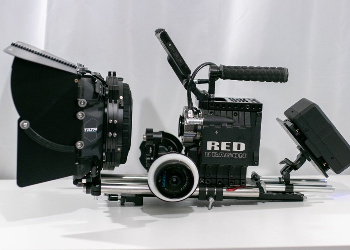 Red Epic Dragon 6k Big Package - 1