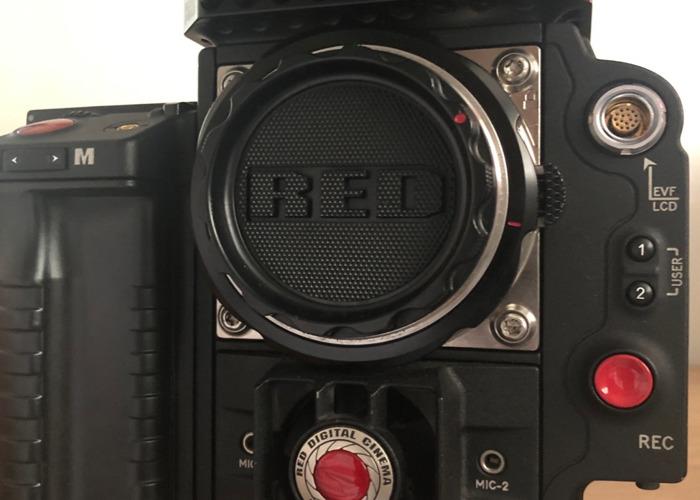 Red Epic Dragon 6K Cinema Camera  - 2
