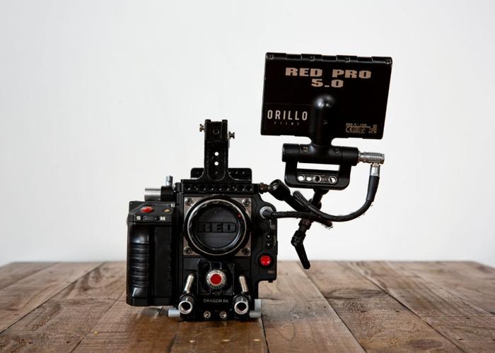 RED Epic Dragon 6k Kit - 2