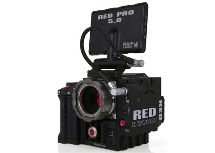 Red Epic Dragon - 1