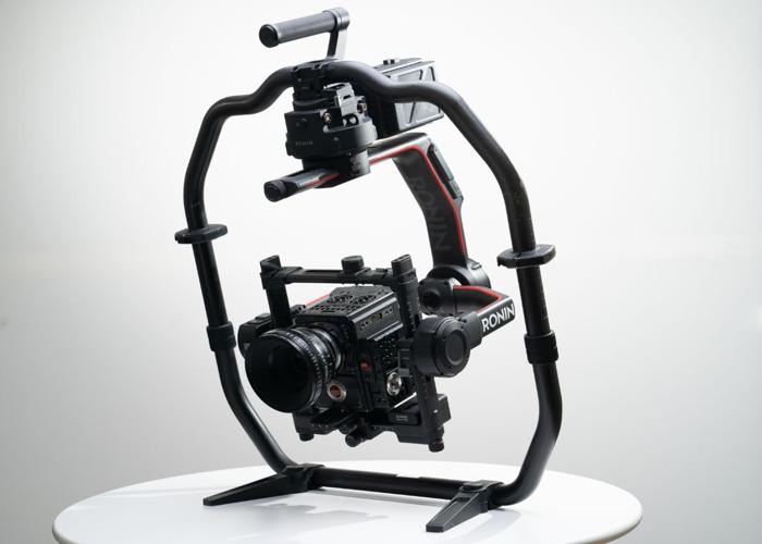 Red Epic W 8k Camera + DJI Ronin 2 Gimbal Bundle (2TB Memory) KIT - 1