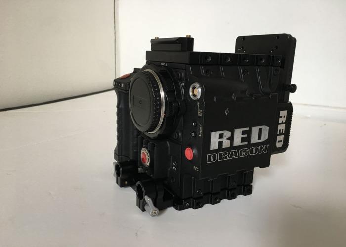 RED Epic Dragon 6K - 2