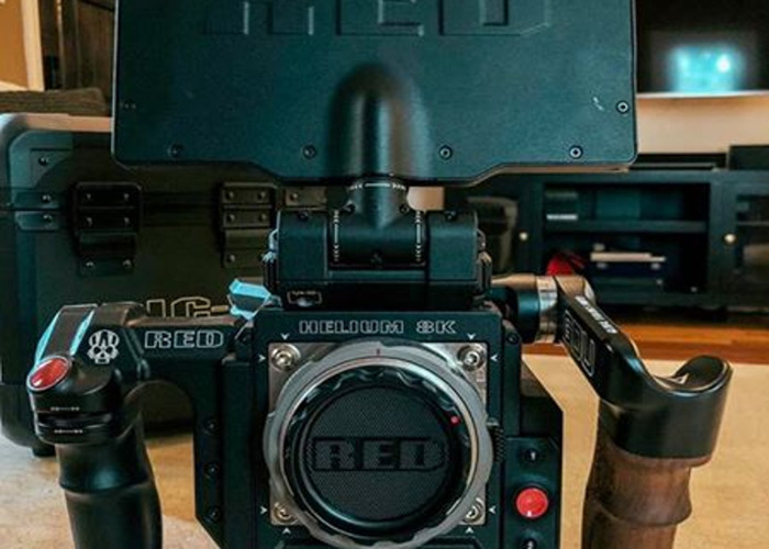 Red EPIC-W 8k kit (free delivery) - 1