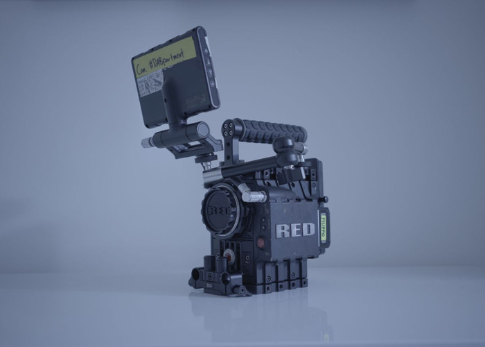 Red Epic-X MX - Ready-to-shoot Package - 1