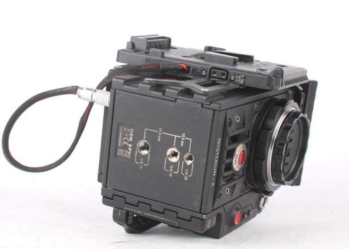 RED EPIC-X MX camera body  - 2