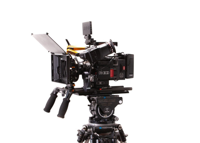 RED GEMINI 5k DSMC2 Camera package (not Scarlet dragon epic) - 1
