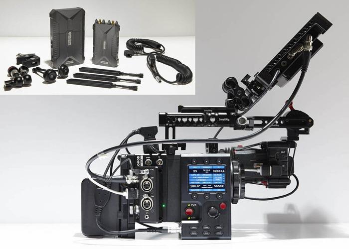Red Gemini Camera and Cosmo 500 Wireless - 1
