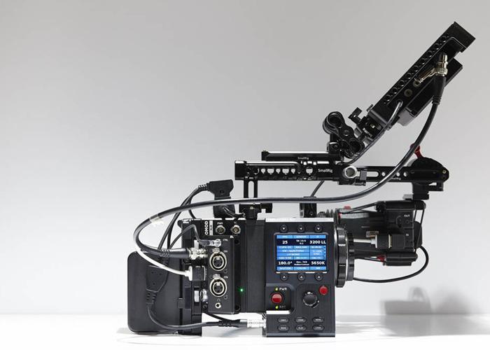 Red Gemini Camera and Cosmo 500 Wireless - 2