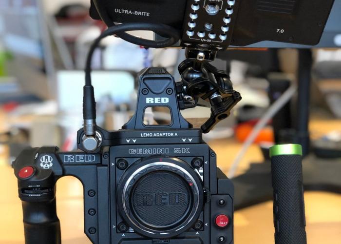 RED Gemini DSMC2 5K Cine Camera Production Kit - 1