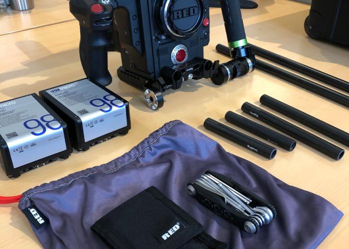 RED Gemini DSMC2 5K Cine Camera Production Kit - 2