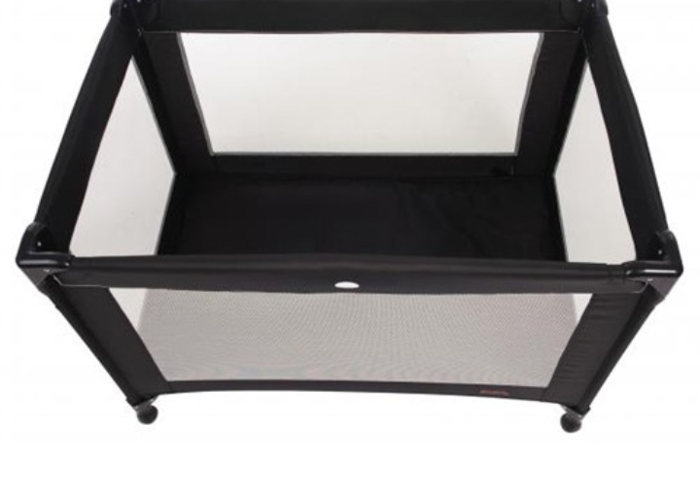 Red kite travel cot - 1