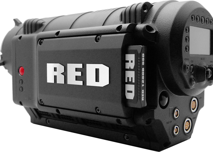 Red One 4K camera - 1