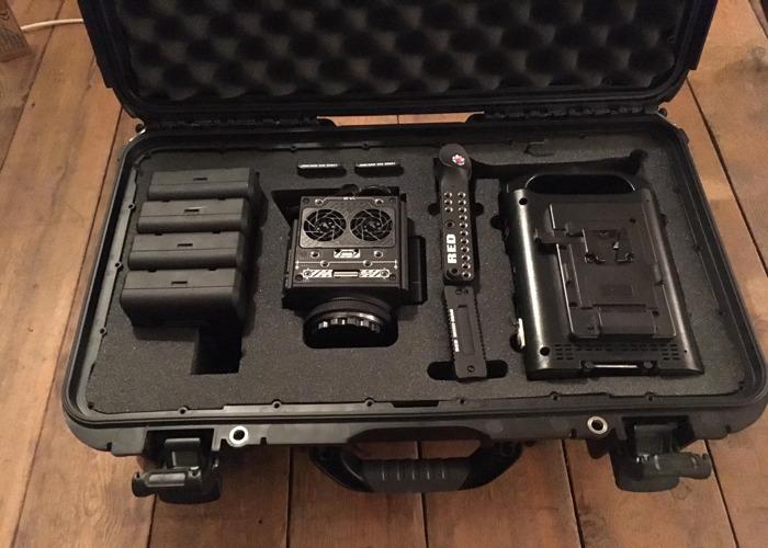 Red Raven 4.5K  150FPS - Shooting Package - 1