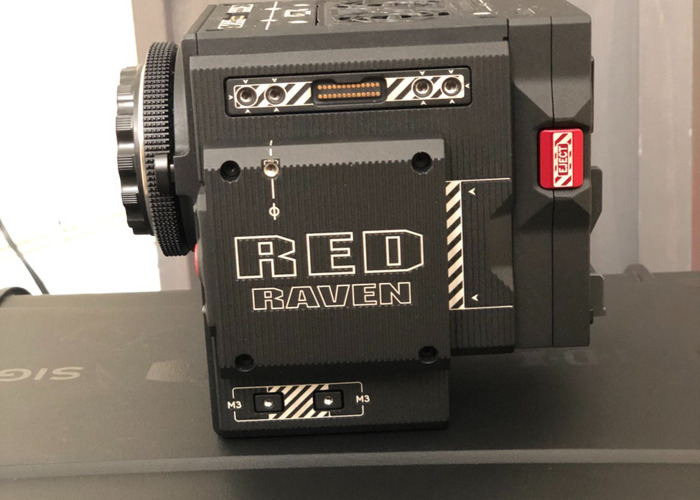 Red Raven camera kit with ND filter! - 2