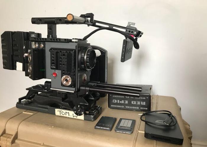 Red Scarlert W - Kit A - 1