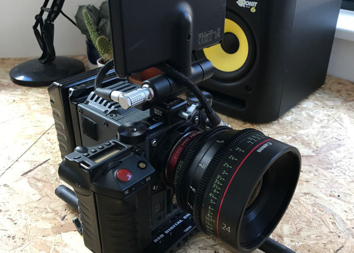 Rent RED Scarlet Dragon camera package in London