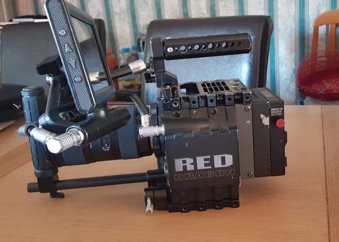 RED Scarlet Mysterium X - 2
