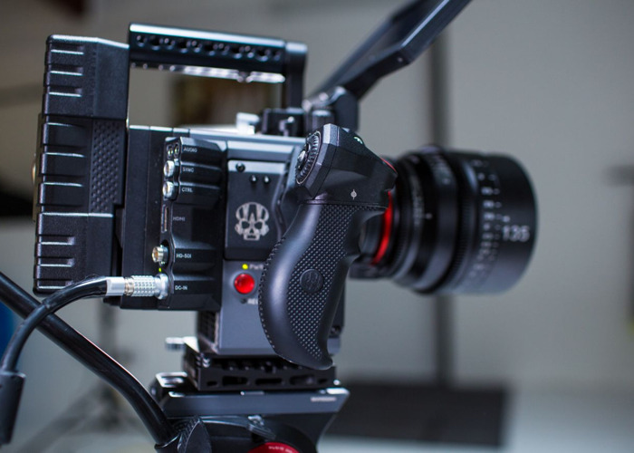 Red Scarlet W 5k Camera Kit  - 2