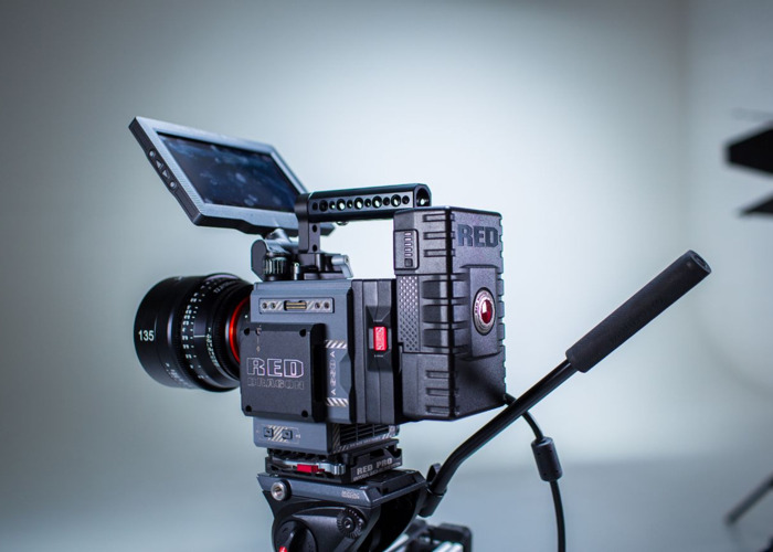 Red Scarlet W 5k Camera Kit  - 1