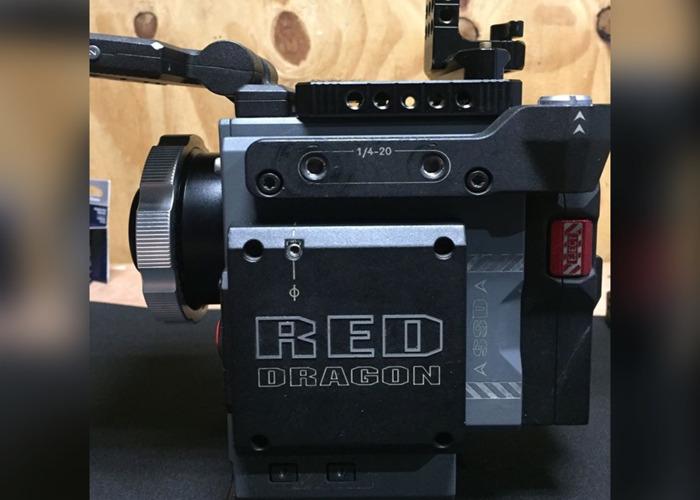 RED Scarlet W package - 1