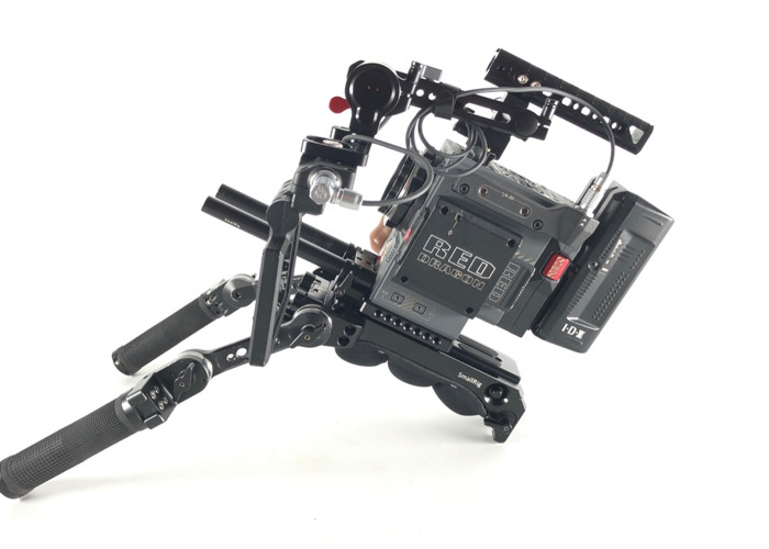 RED Scarlet-W Dragon 5K Cinema Camera - 1