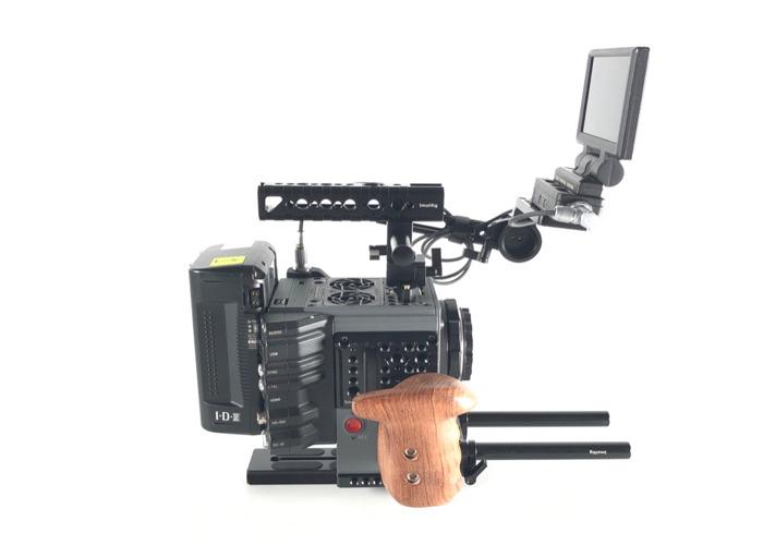 RED Scarlet-W Dragon 5K Cinema Camera - 2