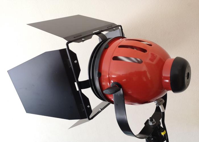 Red-Head Lights X3 + Reflector  - 1