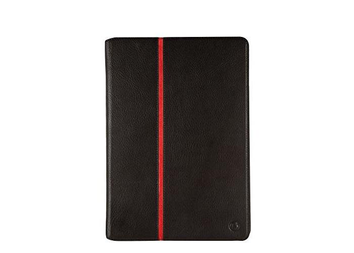 Redneck Red Line Folio Case for Apple iPad Air - Black - 1
