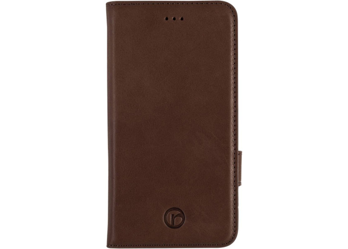 Redneck Red Line Wallet Folio Case for Apple iPhone 6 - Brown - 2