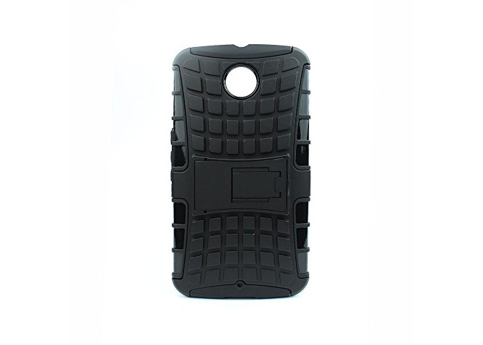 Redneck Tetron Case for Motorola Nexus 6 - Black - 1