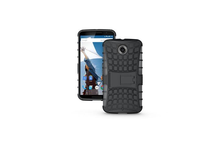 Redneck Tetron Case for Motorola Nexus 6 - Black - 2