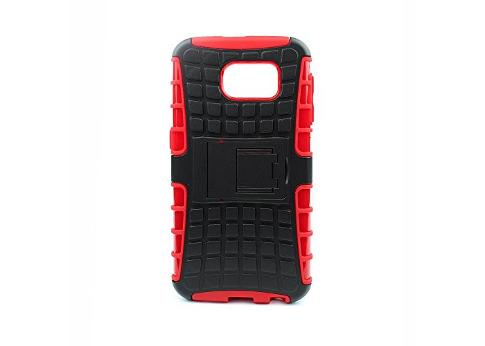 Redneck Tetron Case for Samsung Galaxy S6 - Red - 1