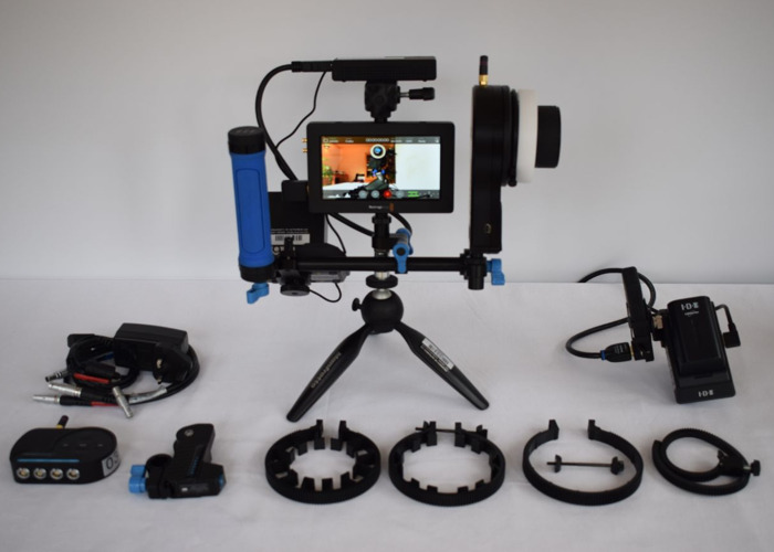 Redrock micro follow focus kit - 1
