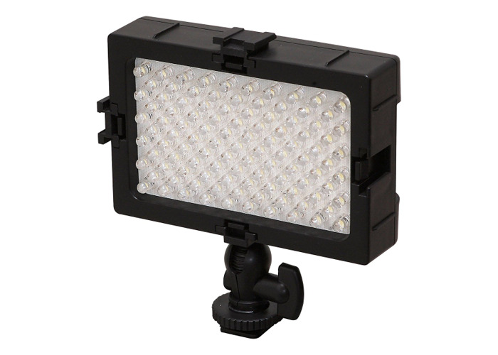 Reflecta LED Video Light with 105 LED Battery Power Black - 1