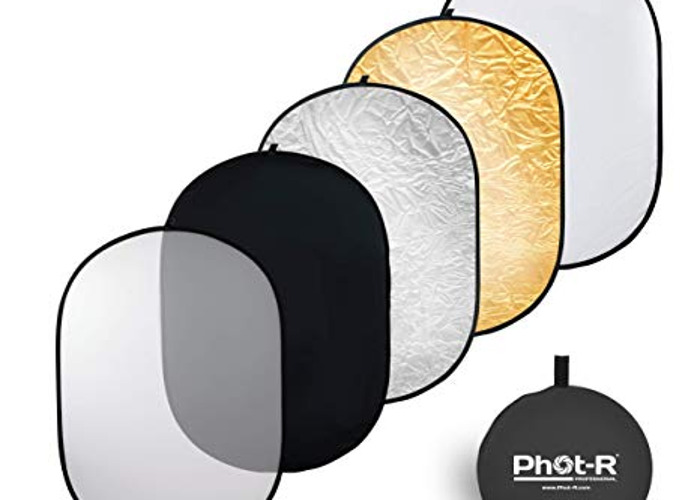 Reflector (Extra large and medium) Phot-R branded - 1