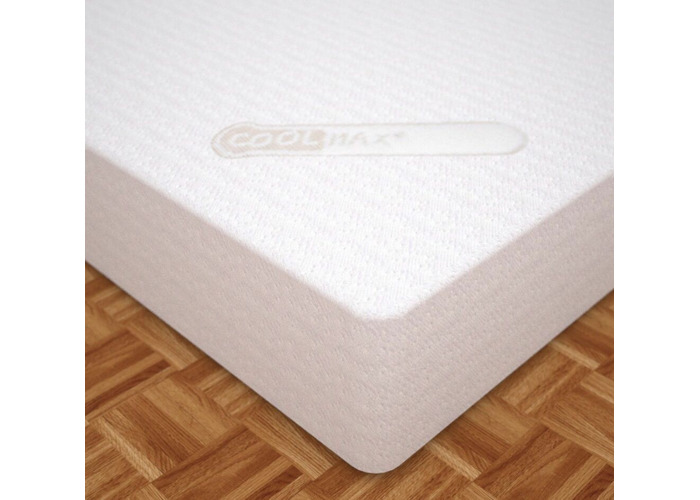 Reflex Memory Foam Mattress Super King Size Double Single Roll Up Matress 20cm 1
