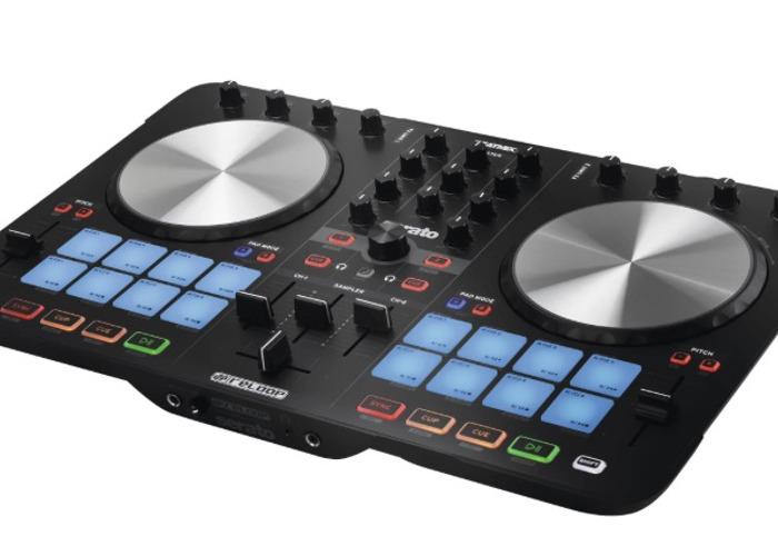 Reloop BeatMix 2 MK2 Serato DJ Controller 2 Channel Performa - 1
