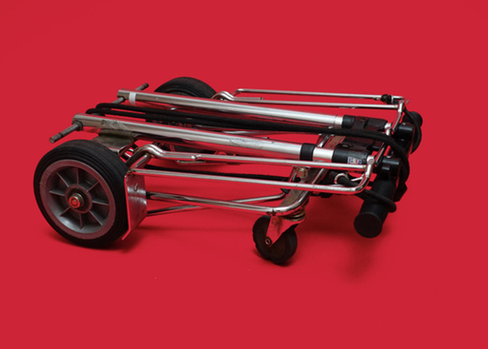 Remin Tri-Kart 800 Cart - 1