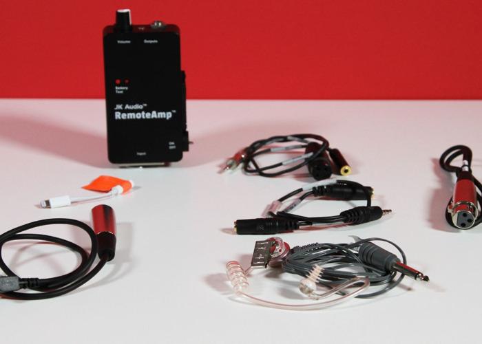 Remote Amp - 1