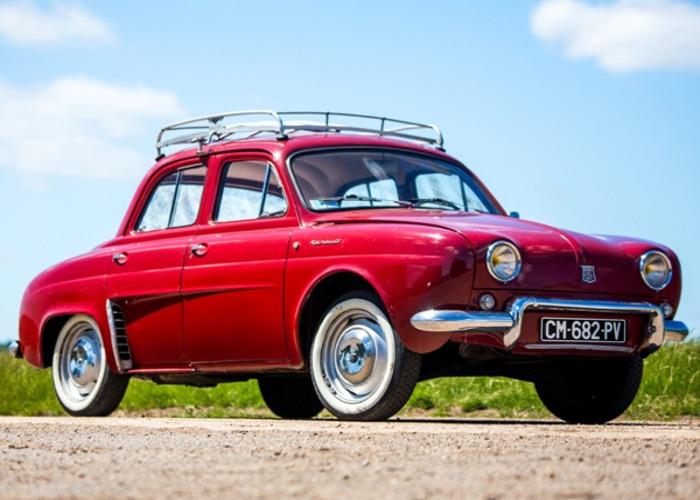 Renault Dauphine (1962) - 1