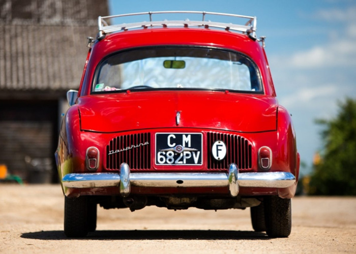 Renault Dauphine (1962) - 2