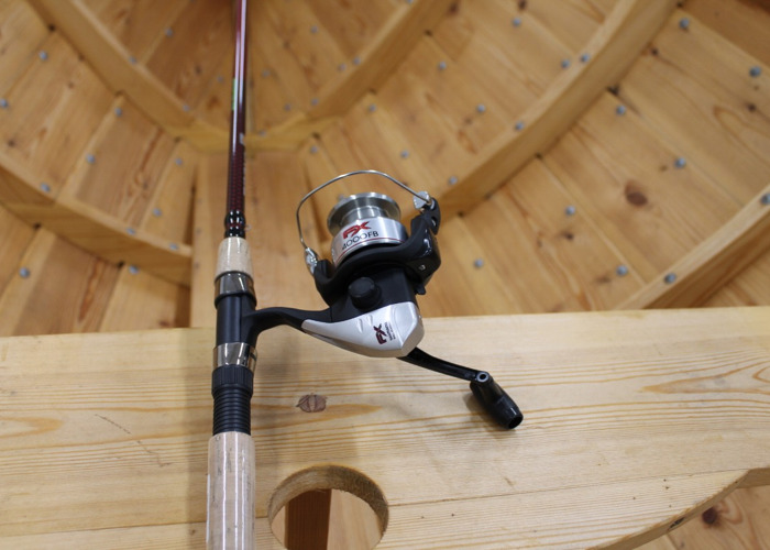 Rent a Spinning Rod - 1