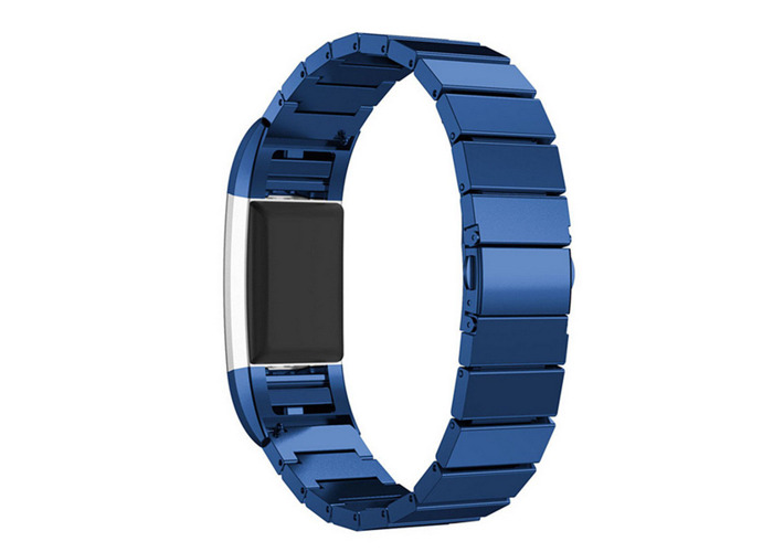 Replacement Bracelet Wristband Strap For Fitbit Charge 2 Tracker Stainless Steel - 1